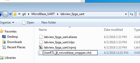 Uartlite – FPGA Now!